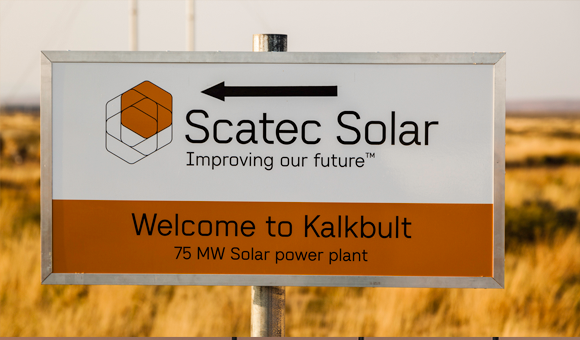 Partnership_Scatec Solar AB